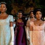 Bridgerton 2 - Simone Ashley, Charithra Chandran, Adjoa Andoh e Shelley Conn