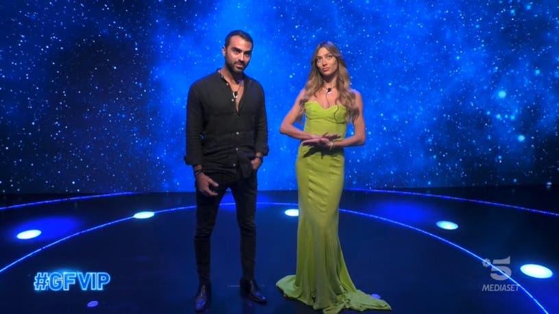 Gianmaria e Soleil - GF Vip 2021