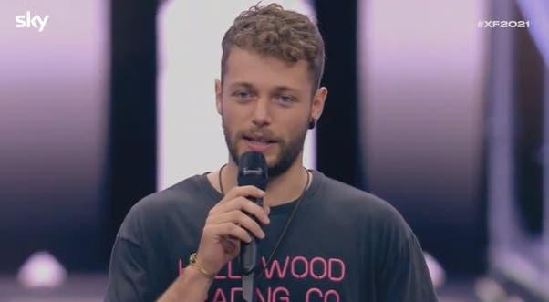 Ludovico Tersigni - X Factor 2021