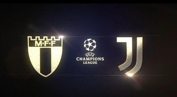 Malmo-Juventus - Champions League
