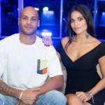 Marcell Jacobs, Veronica Gentili