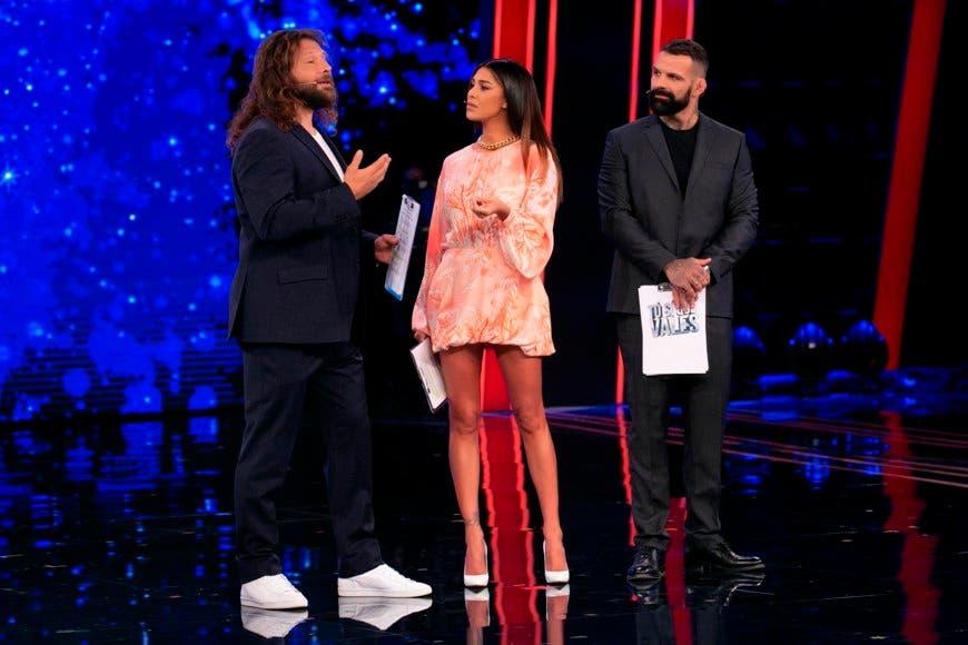 Martin Castrogiovanni, Belen Rodriguez e Alessio Sakara