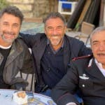 Raoul Bova, il regista Riccardo Donna e Nino Frassica