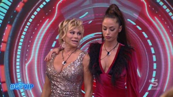 Carmen e Raffaella - GF Vip 2021