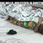 Dayane Mello, presunte molestie in tv