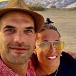 Fabio Peronespolo e Giorgia Pantini