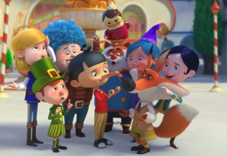 Il Villaggio Incantato di Pinocchio