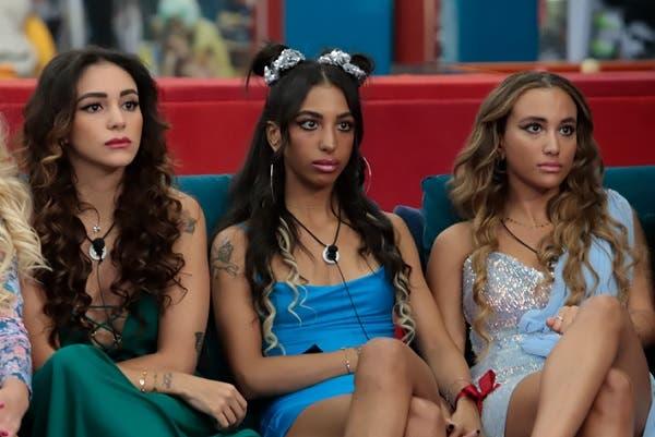 Jessica, Lucrezia e Clarissa - GF Vip 2021 (US Endemol Shine)