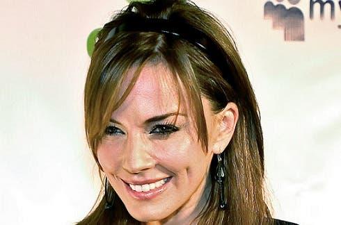 Beautiful: Taylor 'risorge' con il volto di Krista Allen. Addio a Hunter Tylo