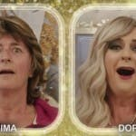 La trasformazione di Carla nella prima puntata di Beauty Bus