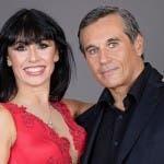 Valerio Rossi Albertini e Sara di Vaira
