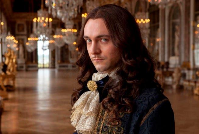 Versailles - George Blagden