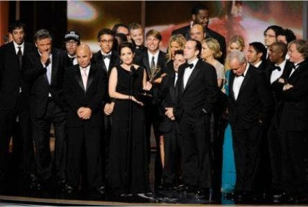 Emmy awards-vincitori 30rock cast