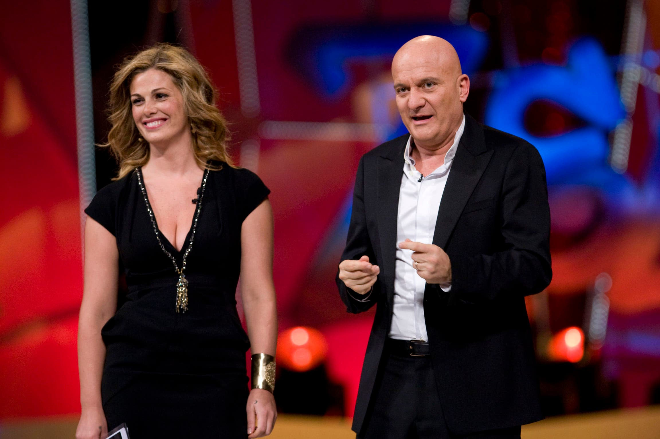 ZELIG, LA MACCHINA PERFETTA Zelig, Claudio Bisio e Vanessa Incontrada – DavideMaggio.it