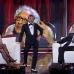 Rocco Siffredi, Rosa Siffredi e Piero Chiambretti (Chiambretti Night 10 Marzo 2010)