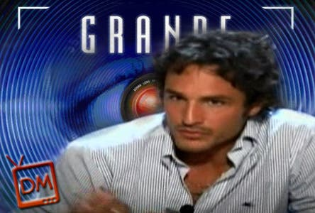 ALBERTO BAIOCCO NUOVO CONCORRENTE GRANDE FRATELLO 10