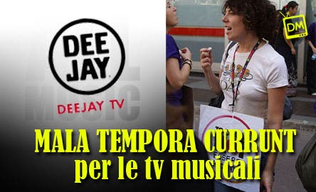 MTV e Deejay TV