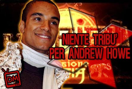 Andrew Howe (La Tribu' Missione India)