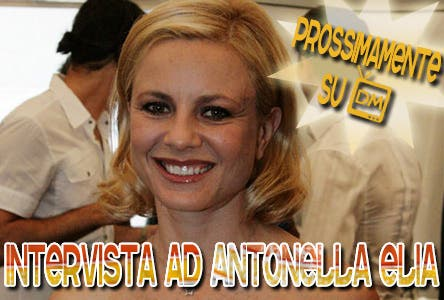 Antonella Elia, intervista