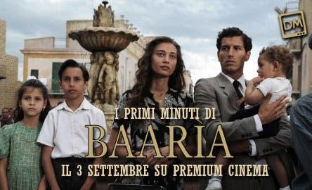 Baarìa su Premium Cinema
