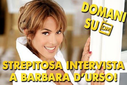 Barbara D'Urso (Domenica Cinque)