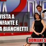 Lorena Bianchetti e Milo Infante, intervista