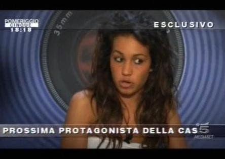 Carmen di Bagheria, concorrente Grande Fratello 10