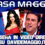Grande Fratello 10 LIVE (Casa Maggio con Cristina Del Basso)
