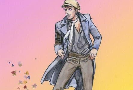 Adriano Celentano cartoon (Sky)