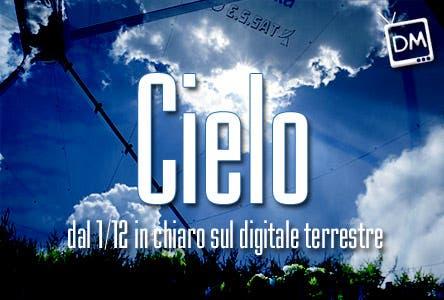 Cielo dal 1 dicembre sul Digitale Terrestre - Sky Italia, News Corporation