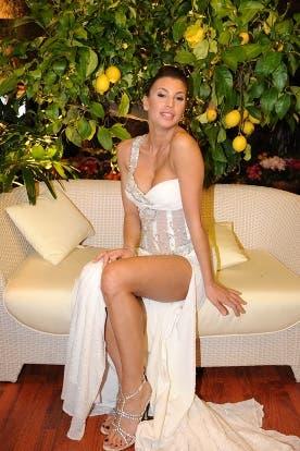 Claudia Galanti (Isola dei Famosi)