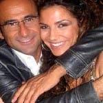 Carlo Conti e Roberta Morise