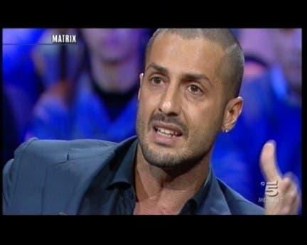Fabrizio Corona Matrix