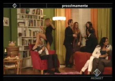 Così Fan Tutte (Alessia Marcuzzi, Promo)