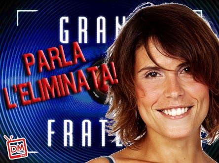 DANIELA CANEO GRANDE FRATELLO INTERVISTA