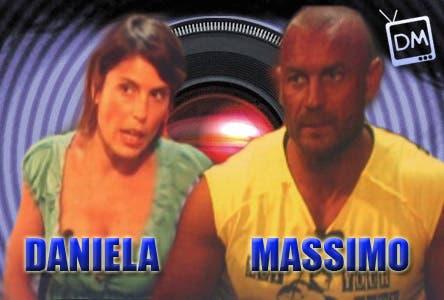 Daniela Caneo e Massimo Scattarella (Grande Fratello 10)