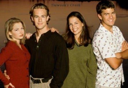 Dawson's Creek (Van Der Beek, Joshua Jackson, Michelle Williams, Katie Holmes)