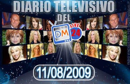DM Live24: 11 agosto 2009