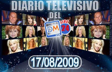 DM Live24: 17 Agosto 2009