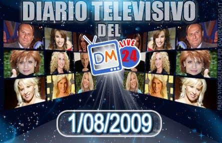 DM Live24: 1 Agosto 2009
