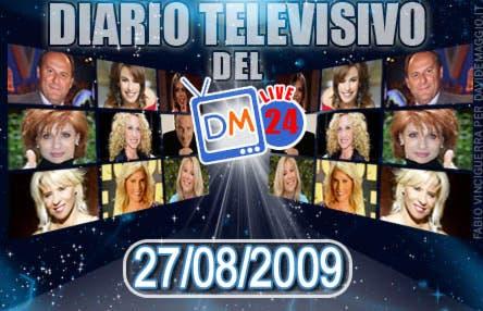 DM Live24: 27 Agosto 2009