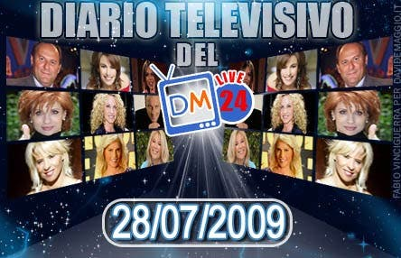 DM Live24: 28 Luglio 2009