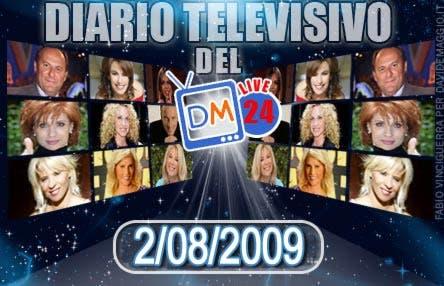 DM Live24: 2 agosto 2009