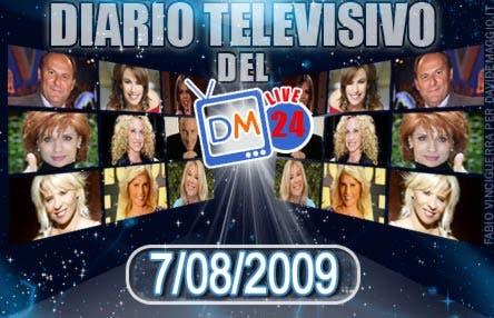 DM Live24: 7 agosto 2009