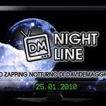 DM Night Line, programmazione notturna