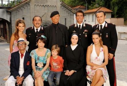 Don Matteo 7 - Il cast