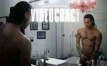 Fabrizio Corona nudo (Videocrazy)