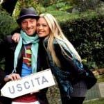Francesco Facchinetti e Martina Stella (Tapiro d'oro Il Più Grande)