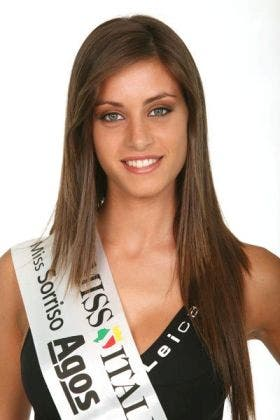 Federica Sperlinga (Miss Italia Moda 2009)