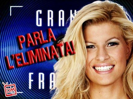 GRANDE FRATELLO 10 INTERVISTA SABRINA PASSANTE